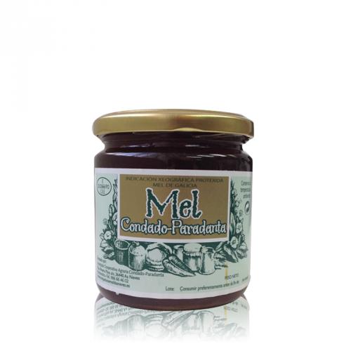 Miel de Bosque do Condado
