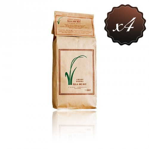 Bomba Rice (pack of 4)