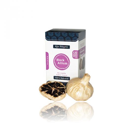 Black Allium - Têtes d'ail noir