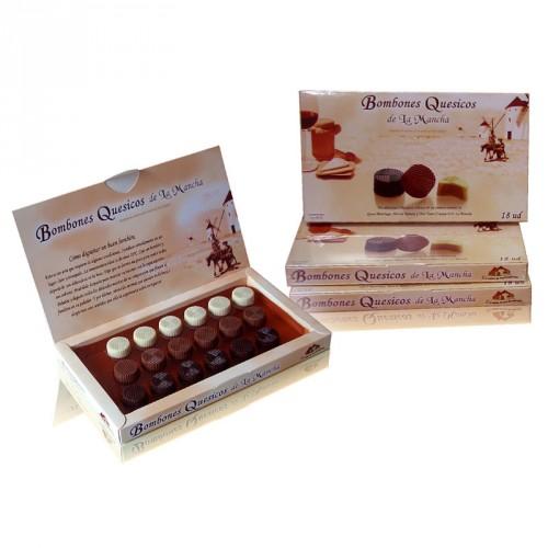 Chocolats Quesicos de la Mancha