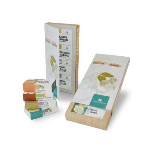Pack especial Mariscos con Algas