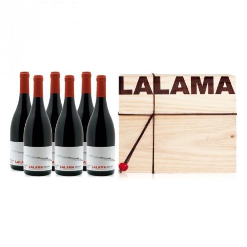 Caisse de 6 bouteilles LALAMA 2010