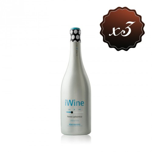 Albariño iWine by Paco & Lola (pack de 3)