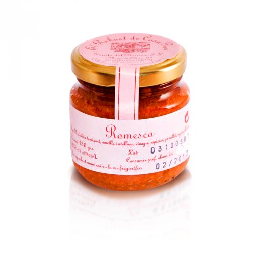 Sauce maison Romesco des Pyrénées