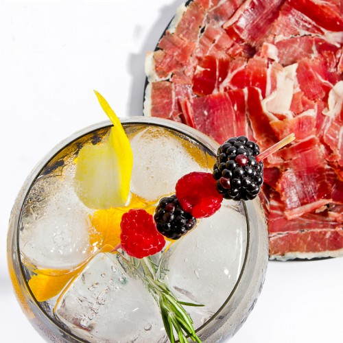 Iberian Ham with Gin Tonic Pairing Experience