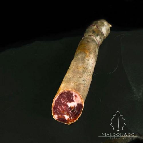Lomo Ibérique Pur de Bellota au piment Maldonado