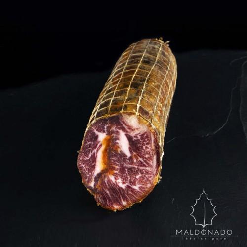 Folded Paprika Pork Loin (Acorn Iberian Pork)