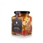 Pepper flavour Hojiblanca Broken Olives