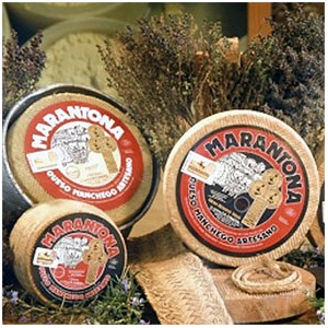 La Casota Manchego Cheese