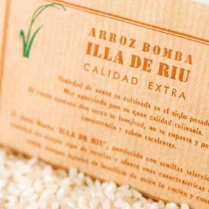 Riz du Delta de l'Ebre