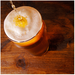 Valencia scented Artisan Beer
