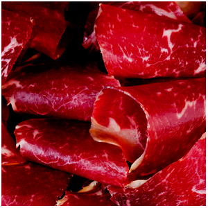 Beef Ham Dried Meat